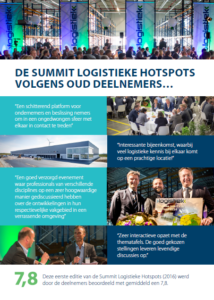 Summit Logistieke Hotspots E-brochure
