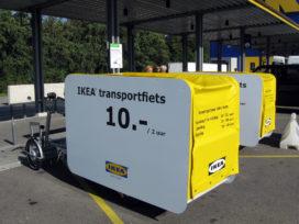 Ikea doet dieseltrucks in de ban en stapt over op 'elektrisch'