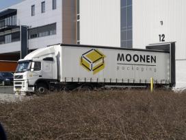 Moonen Packaging wordt Zweeds