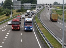 Kilometerheffing vrachtwagens wordt de norm in EU