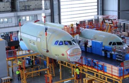 Airbus mist doelstellingen om supply chain