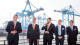150424 opening ceremony apm terminals maasvlakte ii with king willem alexander photo 1 80x45