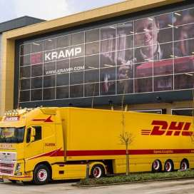 Kramp verlengt contract met DHL Freight