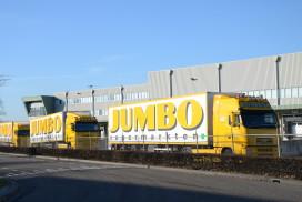 Jumbo zet vakbonden buitenspel