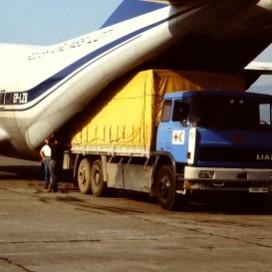 'Koester je basiskennis: logistiek in Albanië, Rwanda en Angola
