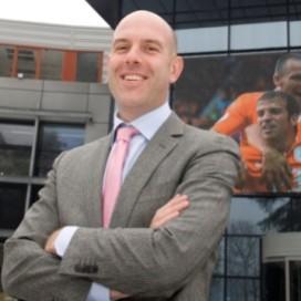 """KNVB-planner Gijs de Jong: """"Plannen is polderen"""""""
