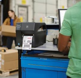 Zebra introduceert nieuwe printerlijn