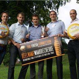 FrieslandCampina wint met overmacht The Fresh Connection