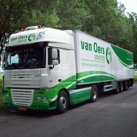Van Oers verhoogt efficiency met TomTom Business Solutions