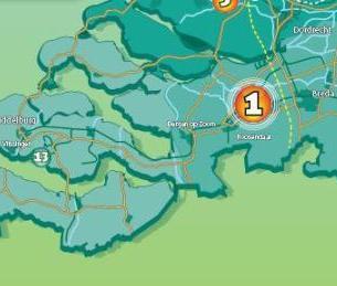 Logistieke bedrijven Zuidwest-Nederland in zwaar weer