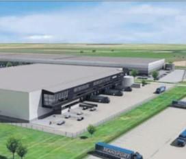 McGregor bouwt centraal dc in Waalwijk