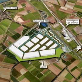 Oosterhout twijfelt over nut Logistiek Park Moerdijk