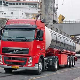 Schenk Tanktransport bestelt 150 boordcomputers