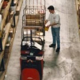 Orderverzamelstrategieën als werkmethodeverbetering