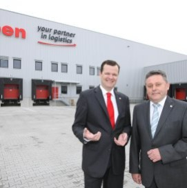 Raben opent logistiek centrum in Neurenberg