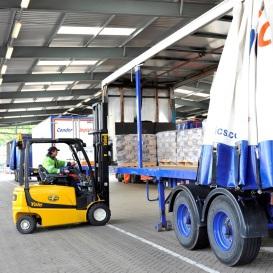 Condor Logistics schaft 32 Yale heftrucks aan