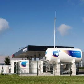 Eerste openbare LNG-vulstation staat in Zwolle