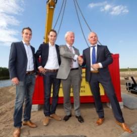 Tilburg start bouw containerterminal