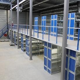 SSI Schäfer realiseert magazijn voor Regiopolitie Rotterdam-Rijnmond