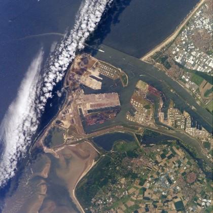 Kloosterboer bouwt tweede vrieshuis op Maasvlakte