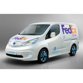 Nissan Presenteert Volledig Elektrische Bestelauto