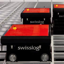 Swisslog brengt expertise naar Logistica