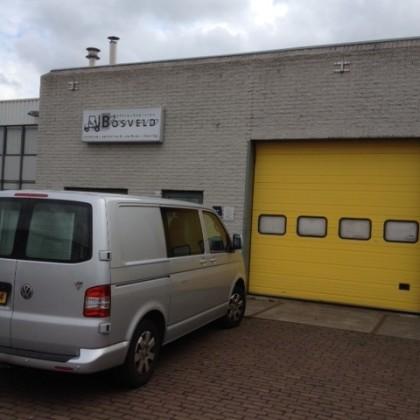 Van Hooff Intern Transport neemt Bosveld over