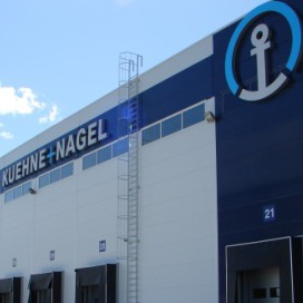 Kuehne + Nagel opent op Schiphol Logistics Park