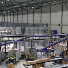 Hagemeyer voegt vijf magazijnen samen op één locatie