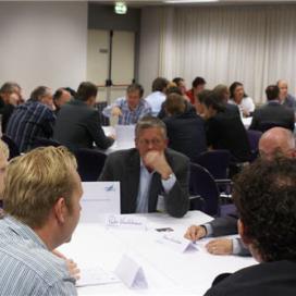 Scherpe ERP-discussies op beurs Interne Logistiek