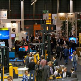 Tevredenheid overheerst over Logistica 2012