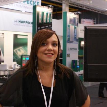 """Melissa van Woerkom: """"Ik ben hier vooral om te leren"""""""