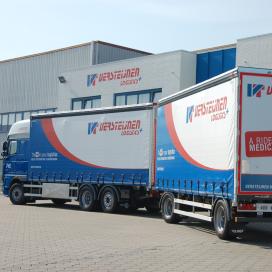 Versteijnen Logistics biedt klanten accurate data via webinterface