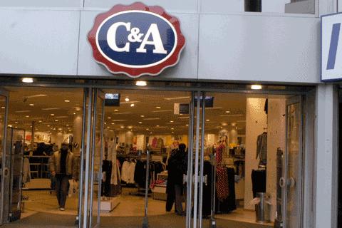 C&A rolt RFID verder uit