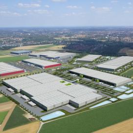 Amazon bouwt mega dc in Noord-Frankrijk