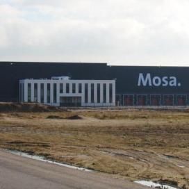 Mosa neemt dc in gebruik bij Maastricht-Airport