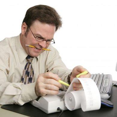 Over accountants en andere logistieke onbenullen