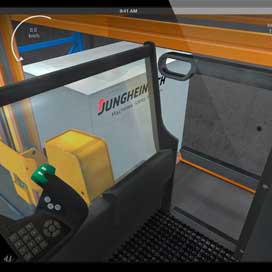 Jungheinrich introduceert warehouse navigatie app