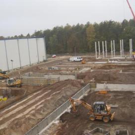 B-Built bouwt grootste vriesmagazijn van Duitsland