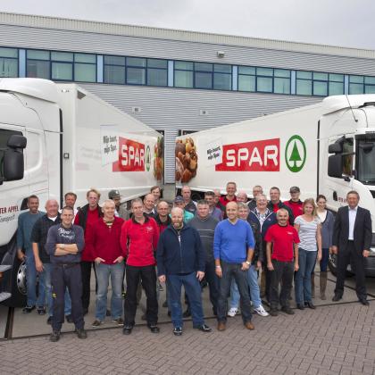Spar start met fleet consultancy