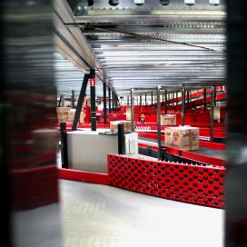 DPD opent hub in Lodz met sorters van Vanderlande