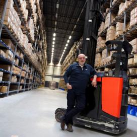 Klaus Schmits: 'Snel reageren op storing, want stilstand kost geld