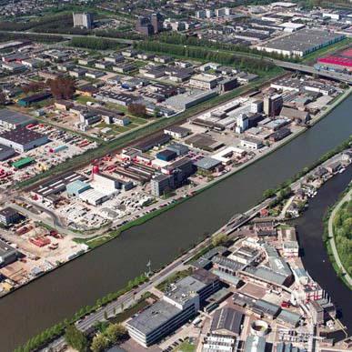 Port of Utrecht: grote retailers bundelen lading