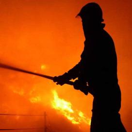 Brand verwoest opslag Gazelle fietsfabriek