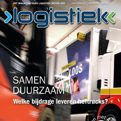 Logistiek Magazine, februari 2013