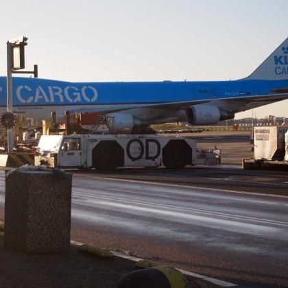 Menzies: 1.400 ton vracht per dag afhandelen