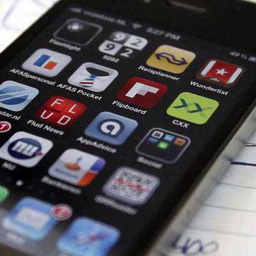AFAS lanceert app voor mobiel administreren