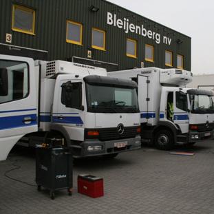 Bleijenberg bespaart door leveringstijden te optimaliseren