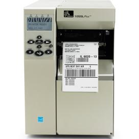 Robuuste Zebraprinter voor productie en logistiek