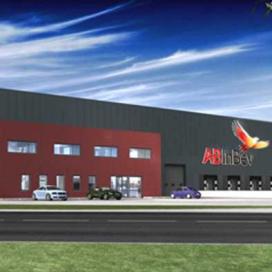 Bierbrouwer AB InBev opent dc in Helmond